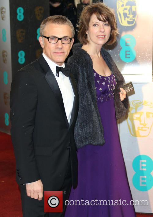Christoph Waltz and Wife Judith Holste 7