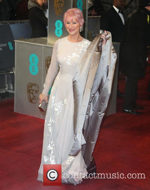 Dame Helen Mirren, British Academy Film Awards