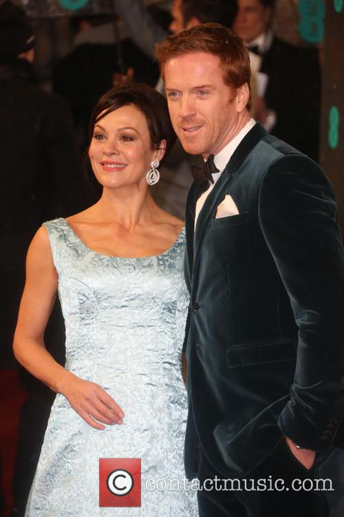Damian Lewis and Helen Mccrory 8