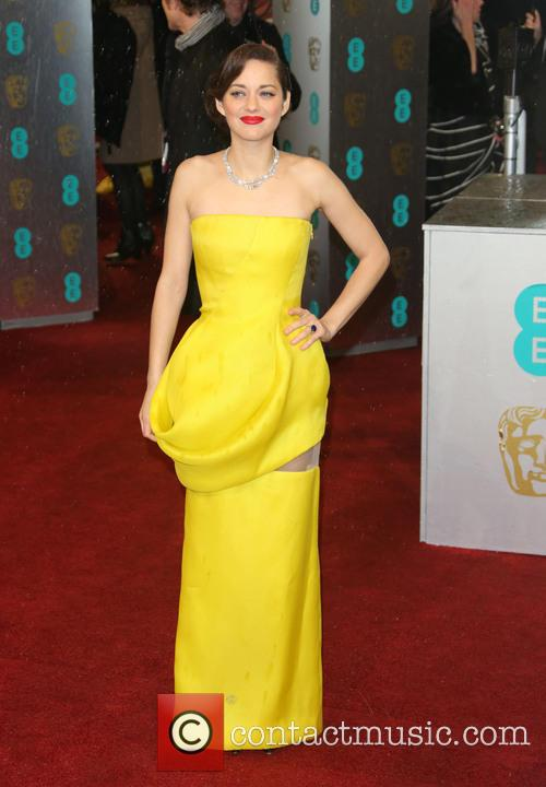 Marion Cotillard, BAFTAS dress, 2013