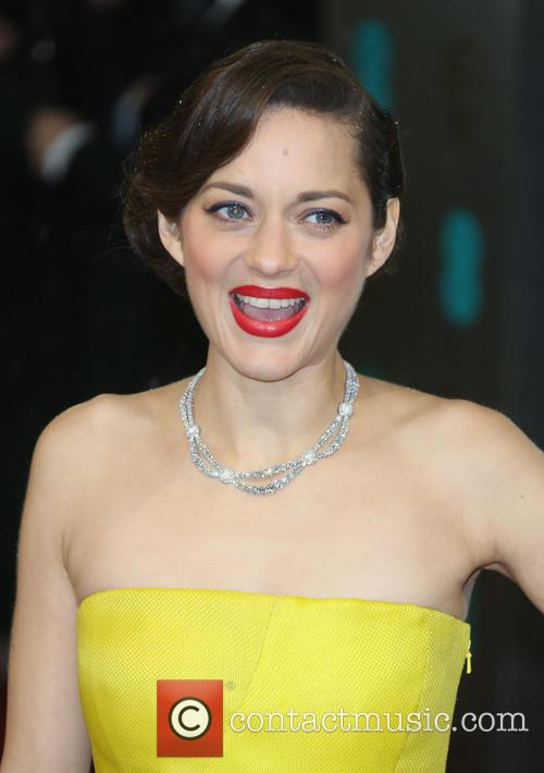 Marion Cotillard, British Academy Film Awards