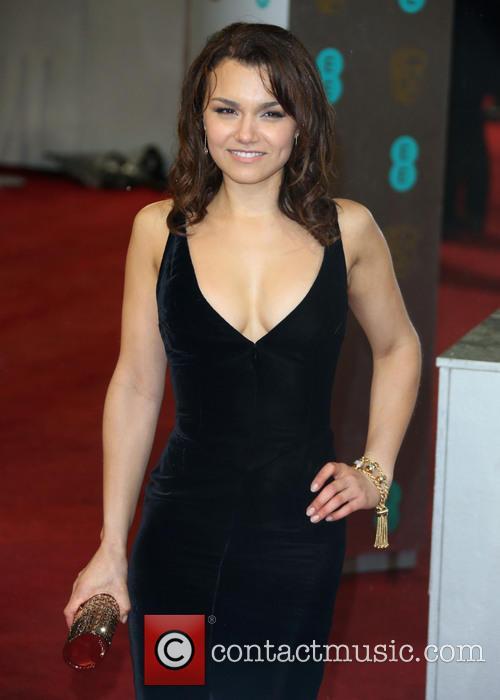 samantha barks the 2013 ee british academy film 3496344