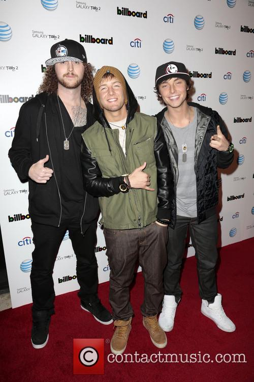 Billboard and Music Group Emblem 3 5