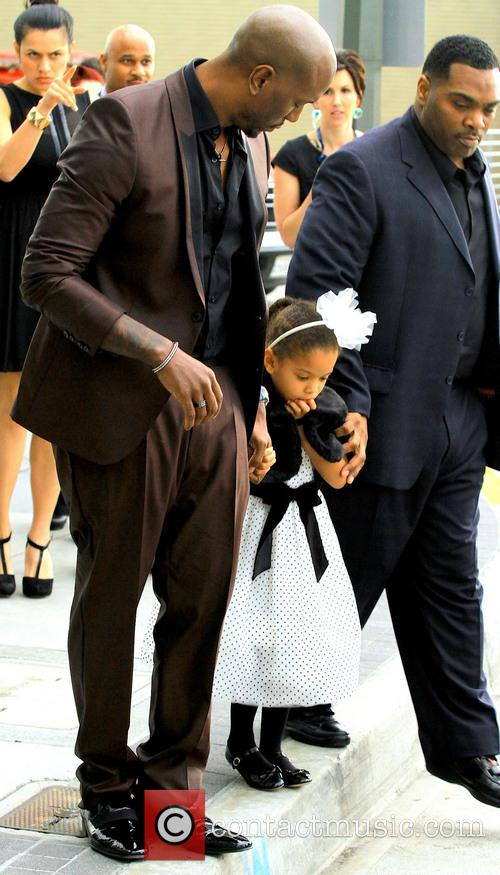 Tyrese Gibson and Daughter Shayla 3