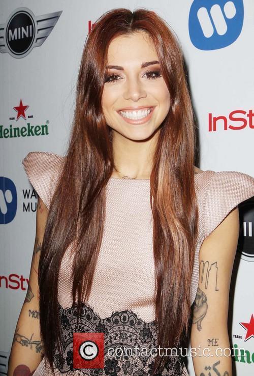 Christina Perri at the 2013 GRAMMY Awards