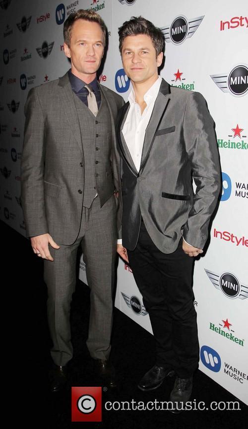 David Burtka and Neil Patrick Harris 1
