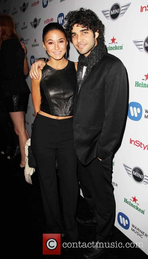 Celebration, Emanuelle Chriqui and Charles Perry 10