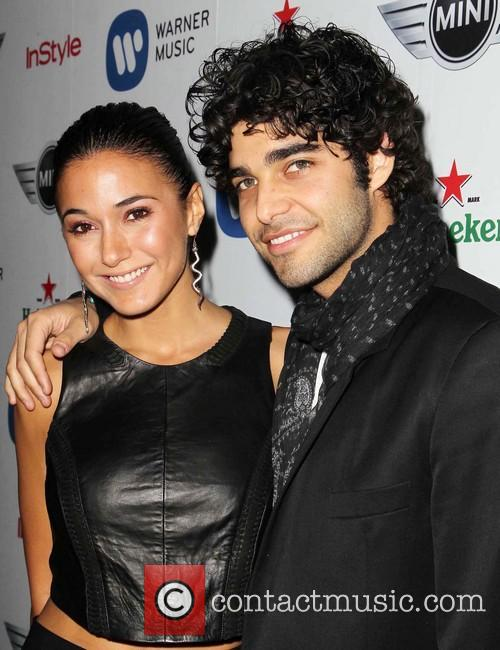 Celebration, Emanuelle Chriqui and Charles Perry 4