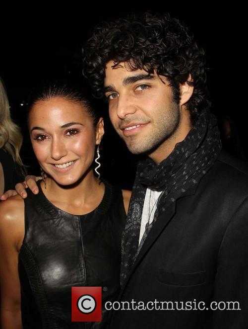 Celebration, Emanuelle Chriqui and Charles Perry 1