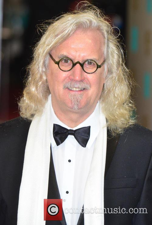 Billy Connolly Baftas