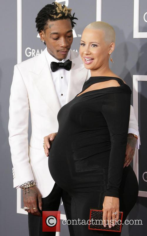 Wiz Khalifa and Amber Rose 8