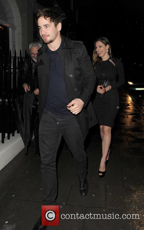 Kelly Brook and Danny Cipriani 11