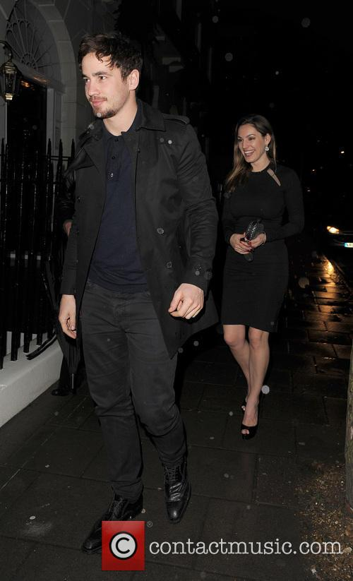 Kelly Brook and Danny Cipriani 8