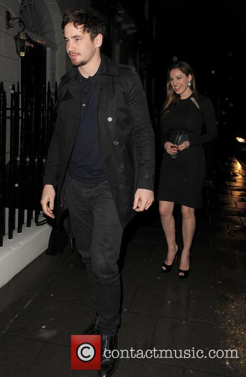 Kelly Brook and Danny Cipriani 10