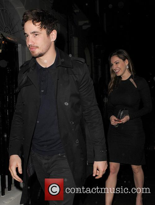 kelly brook danny cipriani kelly brook out with danny 3493096