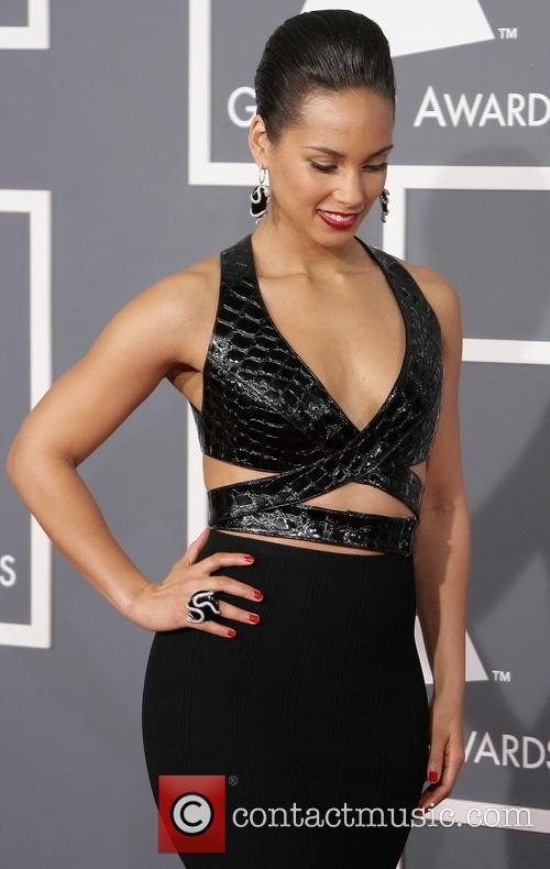 alicia keys 55th annual grammy awards 3495712