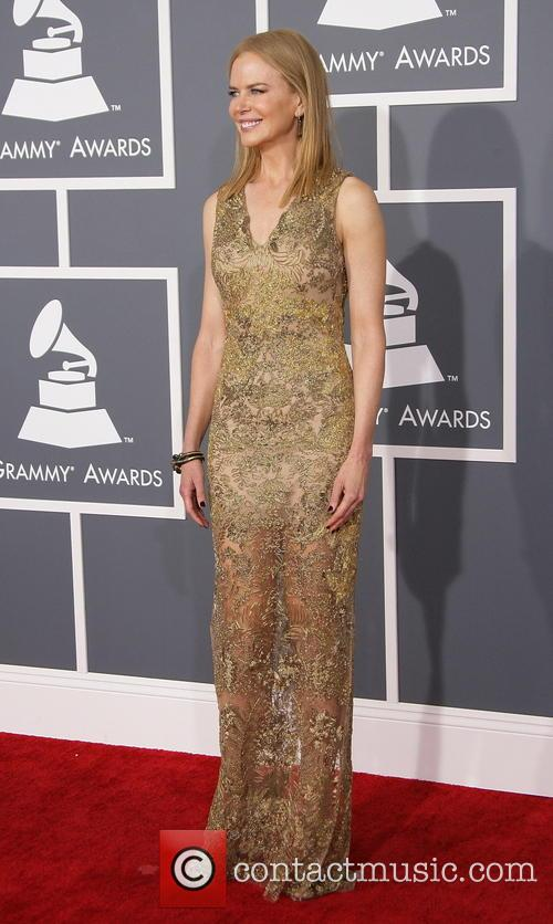 Nicole Kidman, Staples Center, Grammy Awards