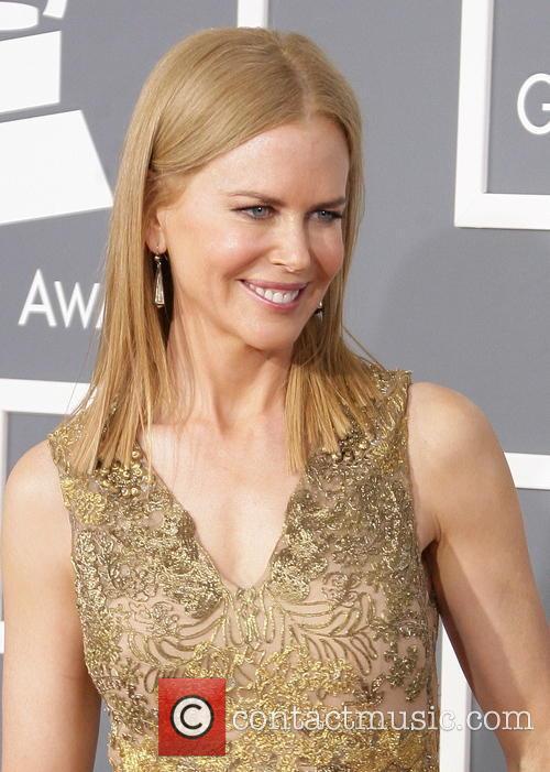 Nicole Kidman, Staples Center, Grammy Awards