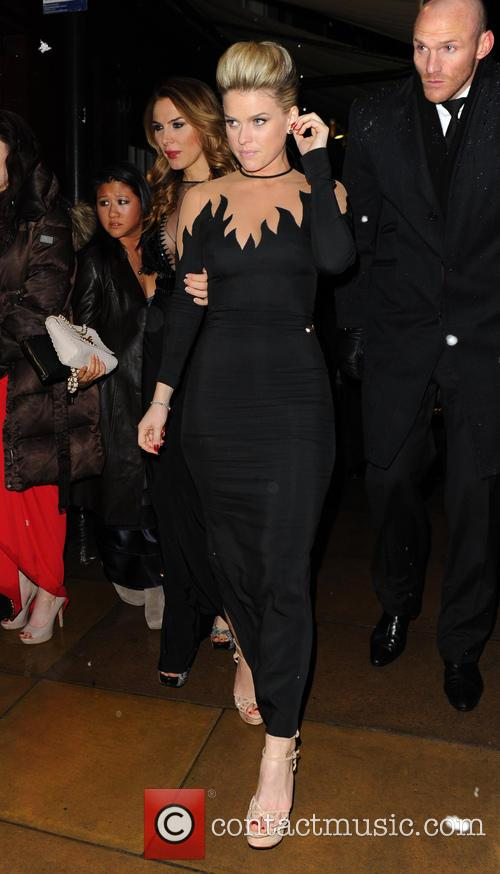 alice eve the weinstein company post bafta party at 3497276