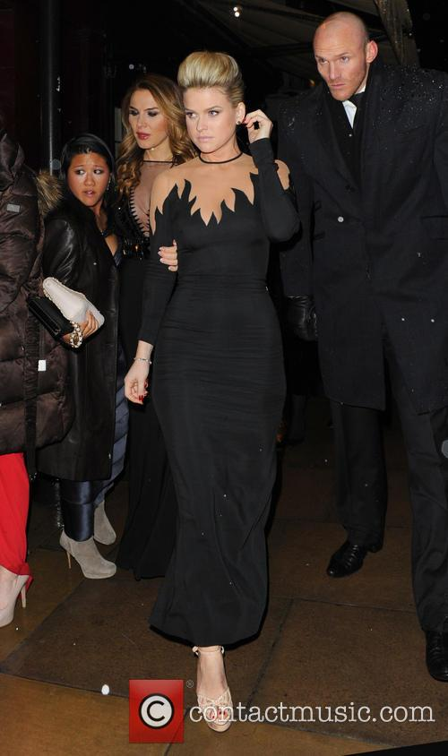 alice eve the weinstein company post bafta party at 3497289
