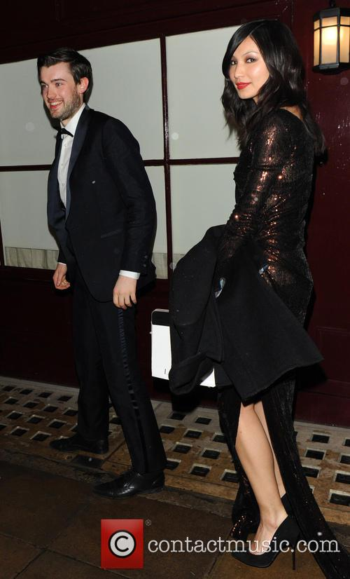 Jack Whitehall and Gemma Chan 8