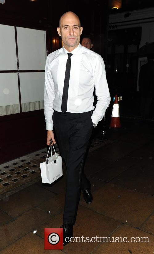 mark strong the weinstein company post bafta party at 3497299