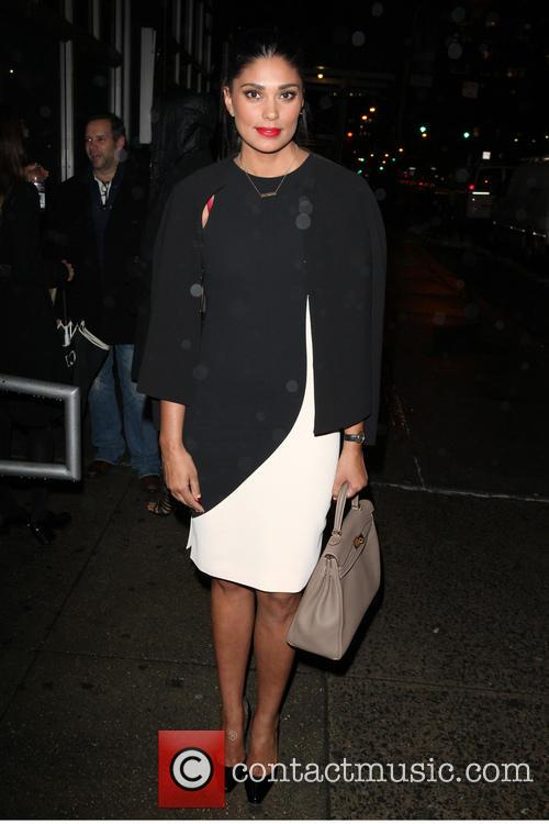 Rachel Roy, Empire State Building  NYC