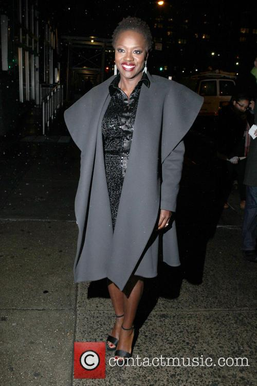viola davis 'beautiful creatures' new york premiere 3499368