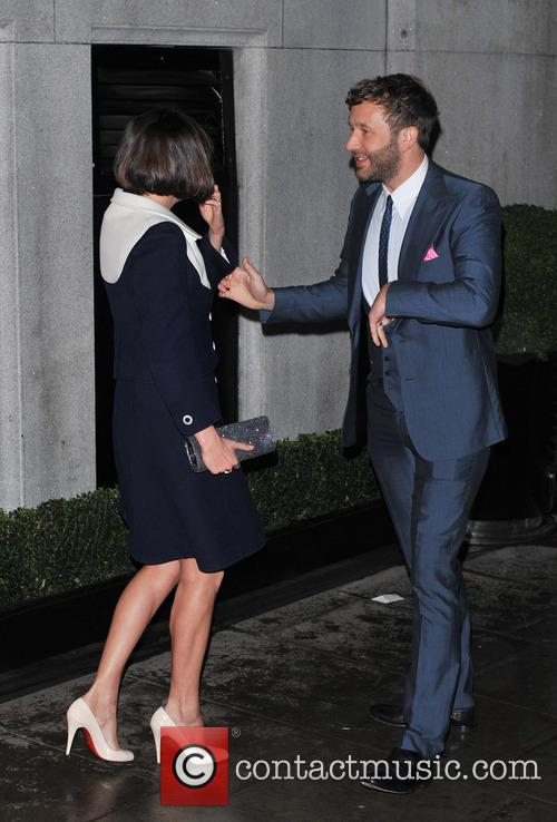 Dawn O'Porter and Chris O'Dowd 1