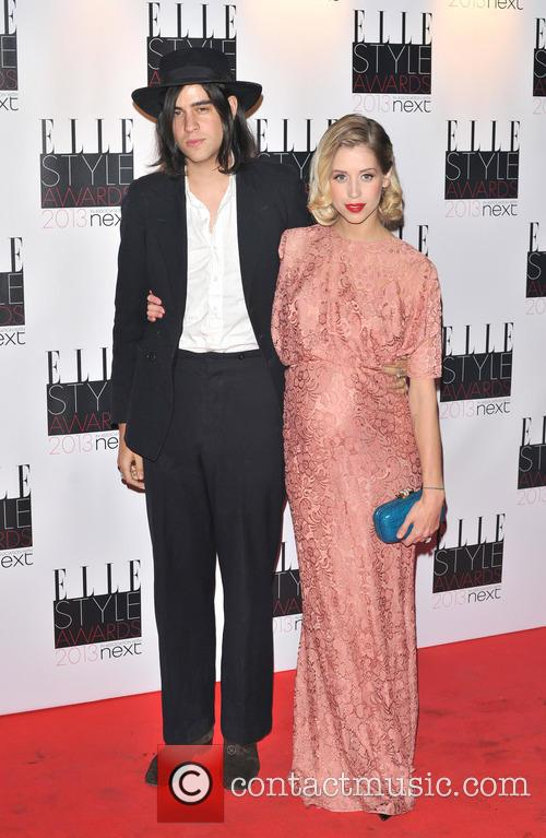 Thomas Cohen and Peaches Geldof 3