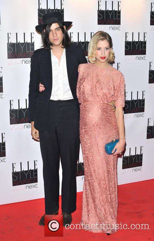 Thomas Cohen and Peaches Geldof 4