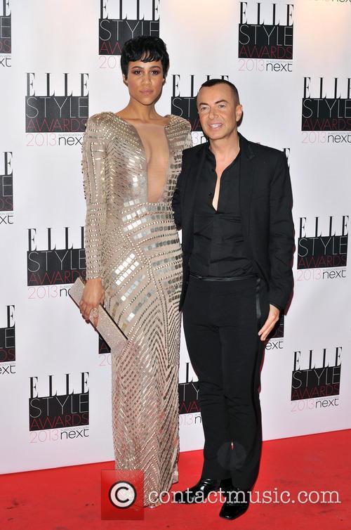 Zawe Ashton and Julien Macdonald 2
