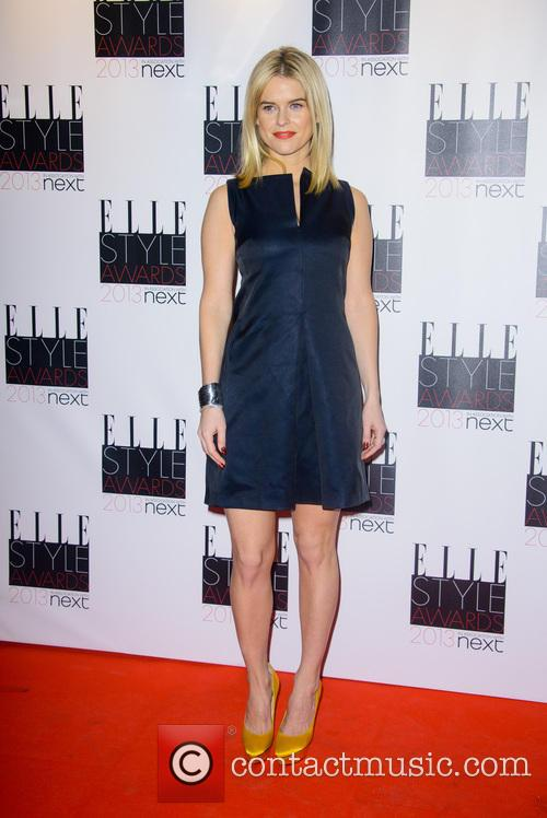 Alice Eve, Elle Style Awards