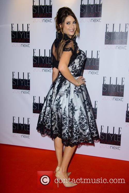 lisa snowdon elle style awards 3498927