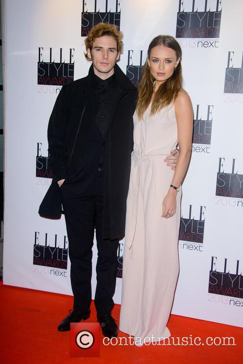 Sam Claffin and Laura Haddock 8