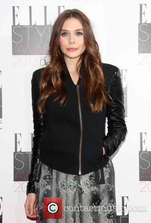 Elizabeth Olsen, Elle Style Awards
