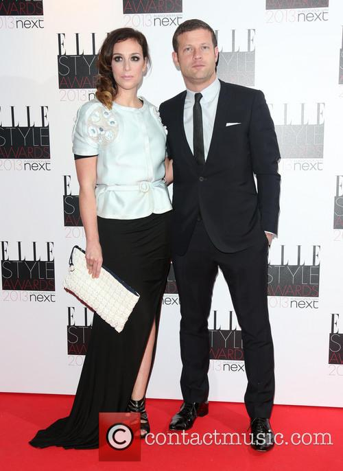 Dermot O'leary and Wife Dee Koppang 4