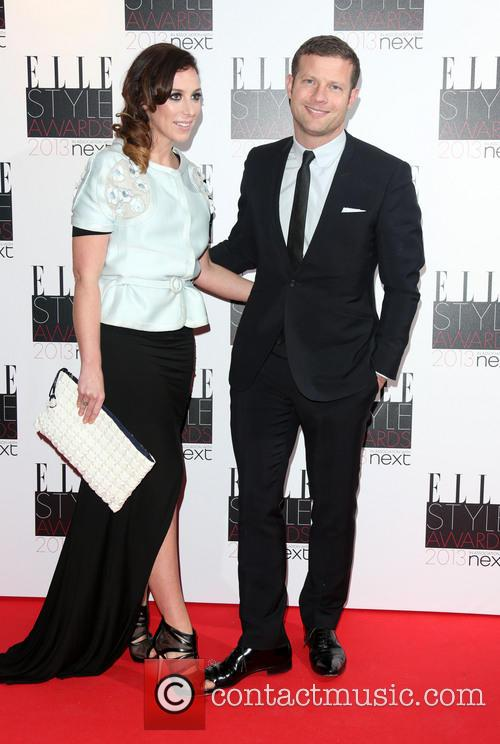 Dermot O'leary and Wife Dee Koppang 5