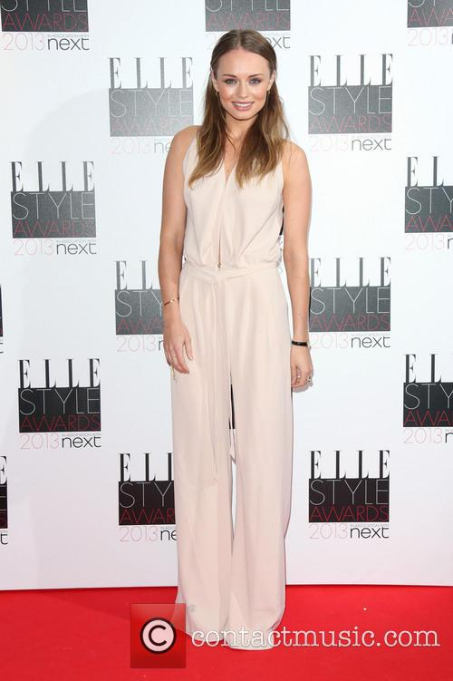 laura haddock elle style awards arrivals 3499169