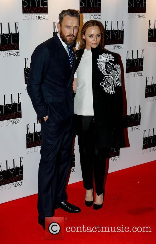 Alasdhair Willis and Stella Mccartney 2