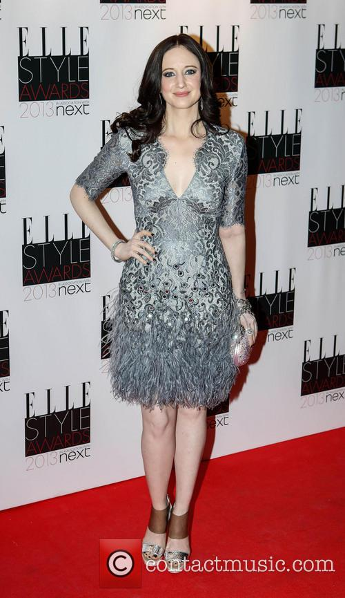 Andrea Riseborough, Elle Style Awards