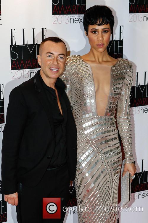 Zawe Ashton and Julien Macdonald 1