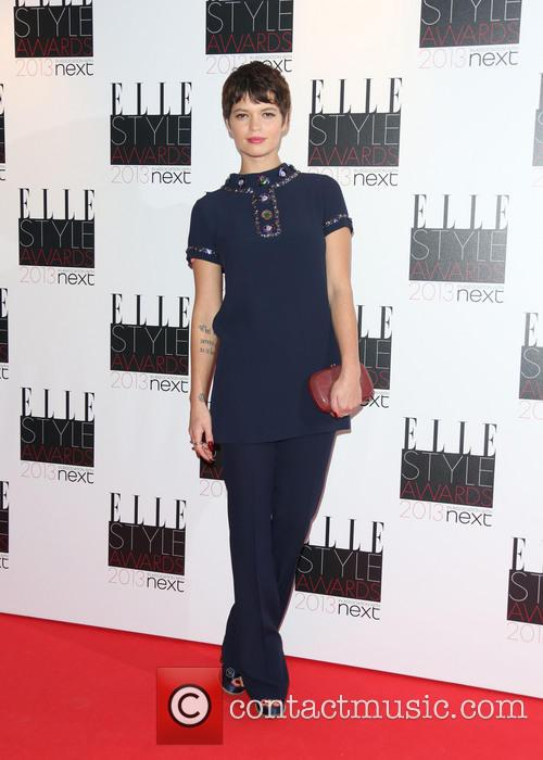 The Elle Style Awards 2013 held at the Savoy - Arrivals