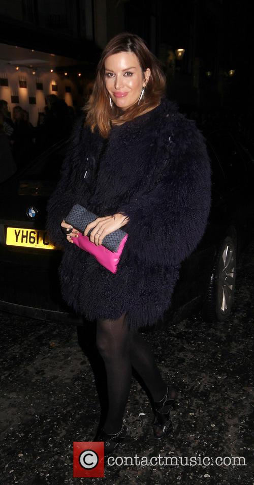 Elle Style Awards Departures