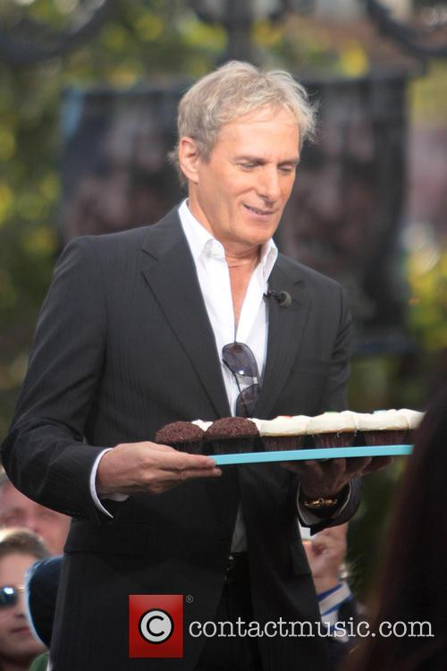 michael bolton celebrities at the grove to appear 3499351