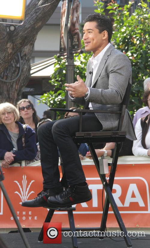 Celebrities at The Grove to appear on entertainment...