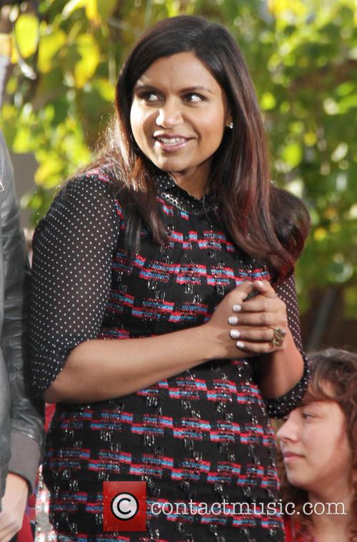 mindy kaling celebrities at the grove to appear 3500212