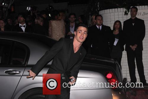 Grammy Awards After Party at Chateau Marmont -...