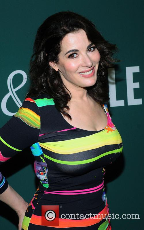 Nigella Lawson, Book Promotion, New York
