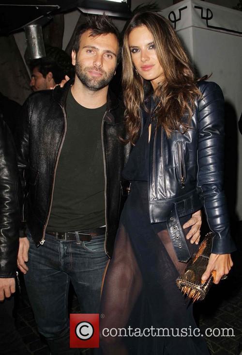 Alessandra Ambrosio and Jamie Mazur 3